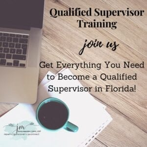 Florida Qualified Supervisor Training