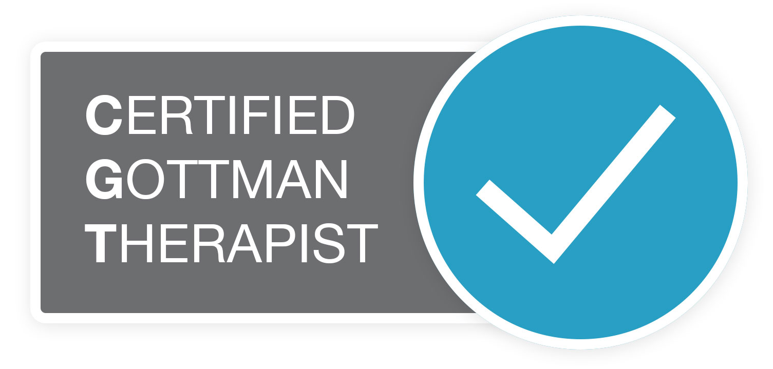 Certified Gottman Therapist and Trainer for National Marriage Seminars