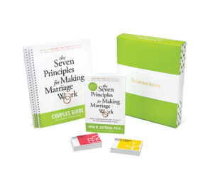 Seven Principles for Making Marriage Work Box Set