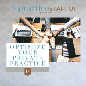 The Practice Startup Master Class