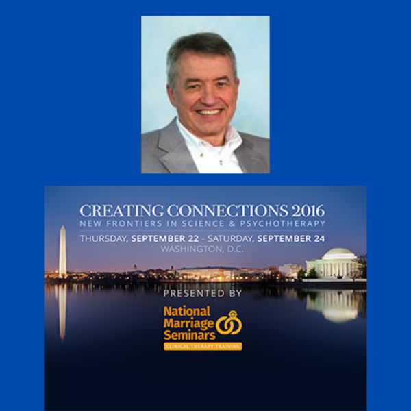 Dr. Dan Hughes presenting at Creating Connections Conference