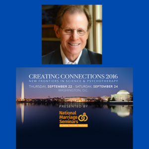 Dr. Dan Siegel at the Creating Connections Conference on Attachment
