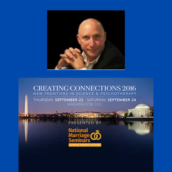Dr. Guy Diamond presenting at Creating Connections Conference