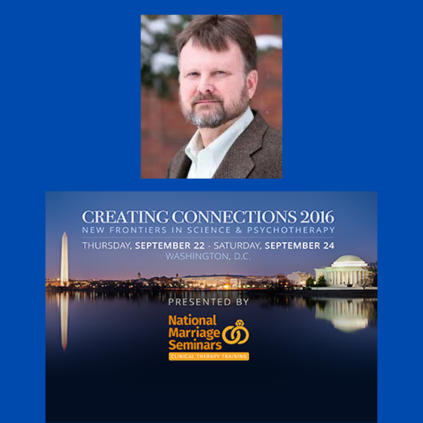 Dr. Jeffry Simpson presenting at Creating Connection Conference