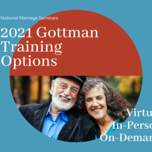 Gottman Training Bundles Couples Therapy for Clinicians