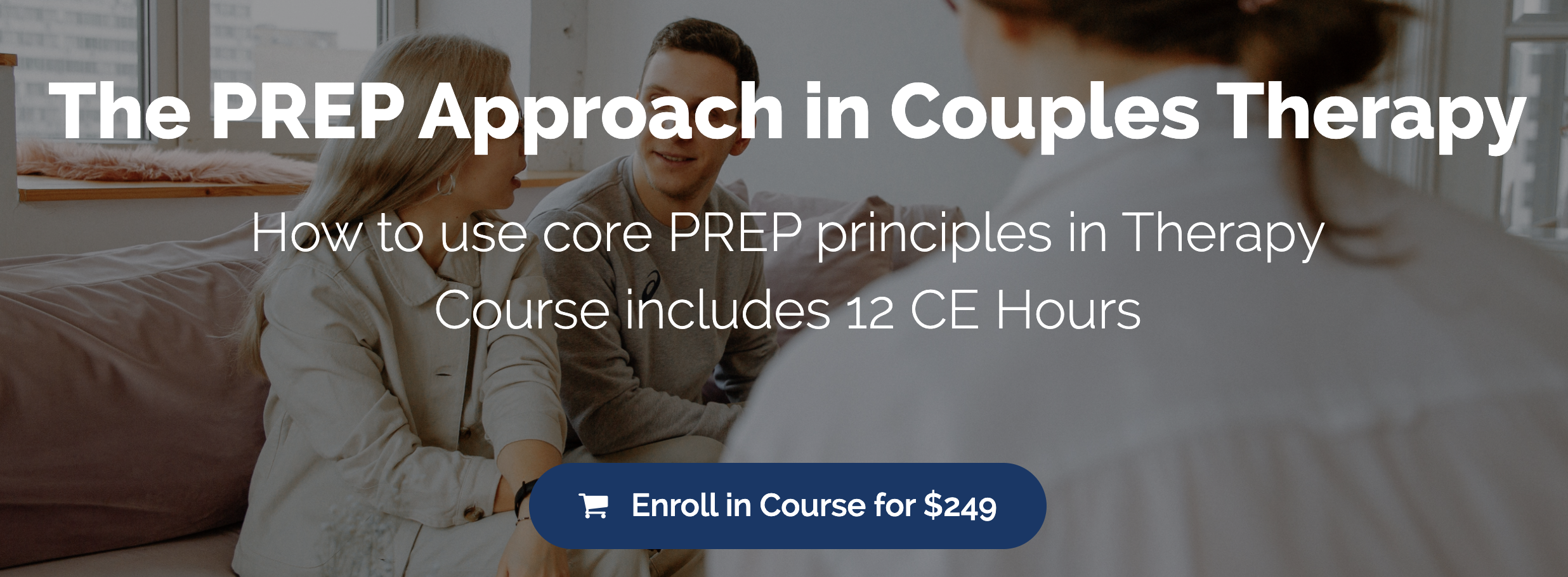 The PREP Approach in Couples Therapy
